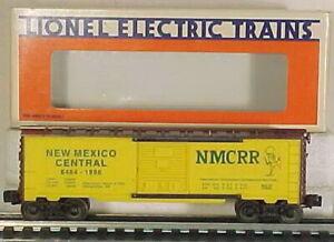 Lionel-6-52087-New-Mexico-Central-TTOS-6464-1996-Boxcar-NIB