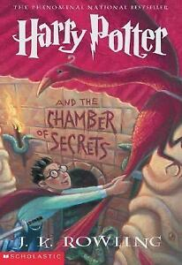 Harry-Potter-and-the-Chamber-of-Secrets-NoDust-by-J-K-Rowling