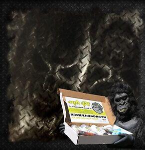 BLACK GHOST SKULLS HYDROGRAPHIC WATER TRANSFER HYDRO DIPPING FILM DIP KIT MY