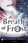 A Breath of Frost by Alyxandra Harvey (Paperback, 2014)