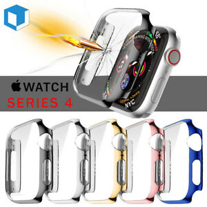 Apple-Watch-Series-4-Full-Protective-Case-amp-Screen-Protector-Cover-iWatch-40-44mm