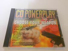 CD Powerplay CD-ROM - Issue 10 - February 1996 - Games, Demos & other Software
