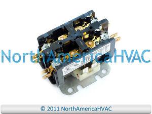 Details about Mars 91321 24 Volt VAC 2 Pole 30 Amp Condenser Contactor on