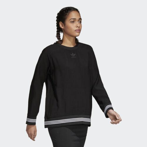 Negro Sudadera Cd6904 Wmns Originals Blanco Nuevas Adidas Mujeres UwgaqYY