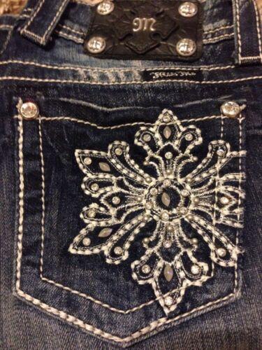 Leg Cut Nwt Miss Botte Jeans Me Taille Jp5378b 883364215156 26 ZXAxxwqIp