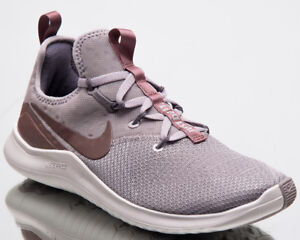 new style 9f433 7bb50 Nike Wmns Free Trainer 8 LM Women New Atmosphere Grey Training Shoes ...
