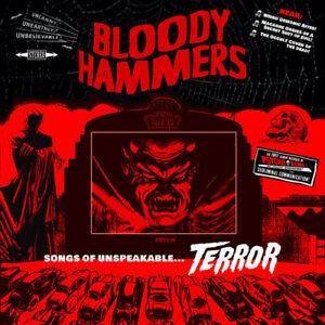 Bloody Hammers - Songs Of Unspeakable Terror [New Vinyl LP]