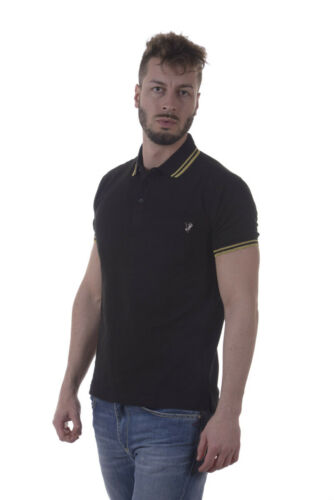 Uomo Nero Cotone Regular 899 Polo B3gpa7p0 Shirt Versace Jeans wqOxT64