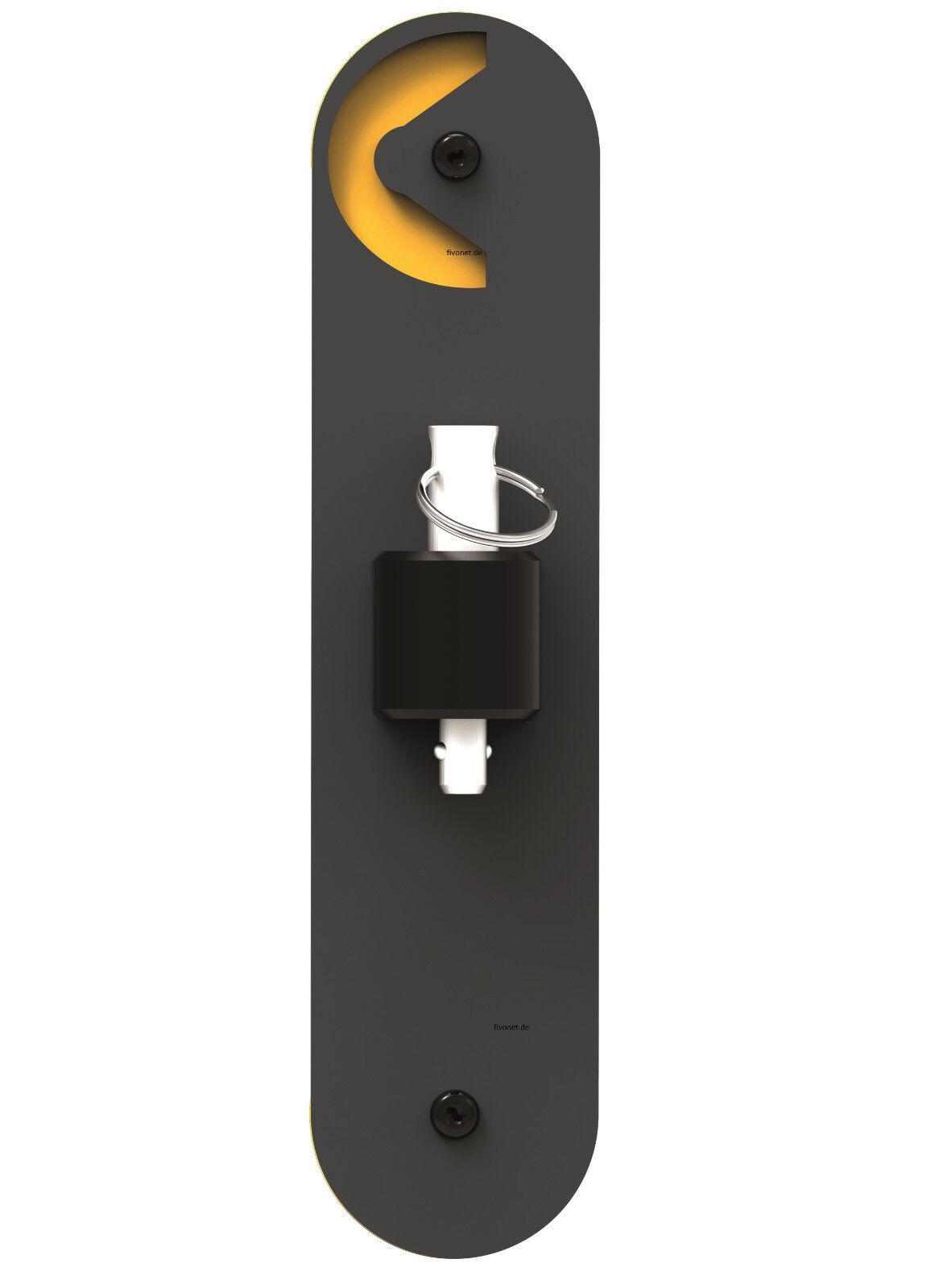 Magnethalter für Scangrip NOVA EX explosionsgeschützter Strahler Magnet Halter