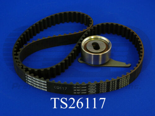 Engine Timing Belt Component Kit Preferred Components TS26117