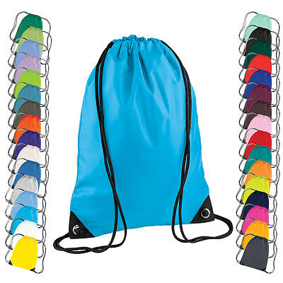 BagBase Gymsac Tasche Beuteltasche Turnbeutel