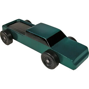 Pinewood Derby Car Pickup Truck Completed 820538007094 Ebay