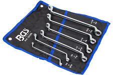 Ringschlüssel Set 6-tlg Doppelringschlüssel 1/4-3/4 Zoll Werkzeug Satz Schlüssel