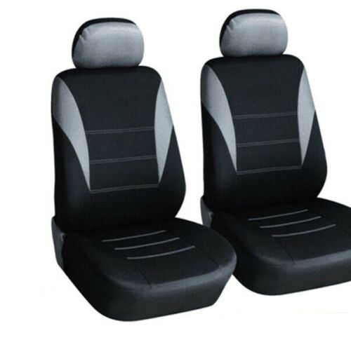 Für Nissan Qashqai Juke Toyota Yaris Grau Schwarz Sitzbezüge