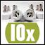 10-x-Adapter-E14-GU10-Lampenfassung-Konverter-Sockel-Lampensockel-Fassung Indexbild 4