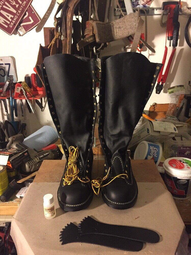 fino al 65% di sconto WESCO stivali 16  Highliner stivali stivali stivali Dimensione 9D  rivenditore di fitness