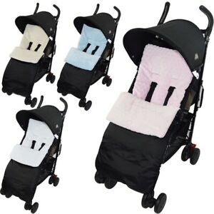 Marshmallow-Pushchair-Footmuff-Cosy-Toes-Compatible-with-Joie