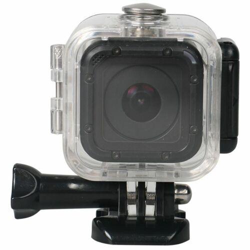 CARCASA impermeable de buceo Funda Protectora Cubierta para GoPro Hero 4 Session 5 G8P9