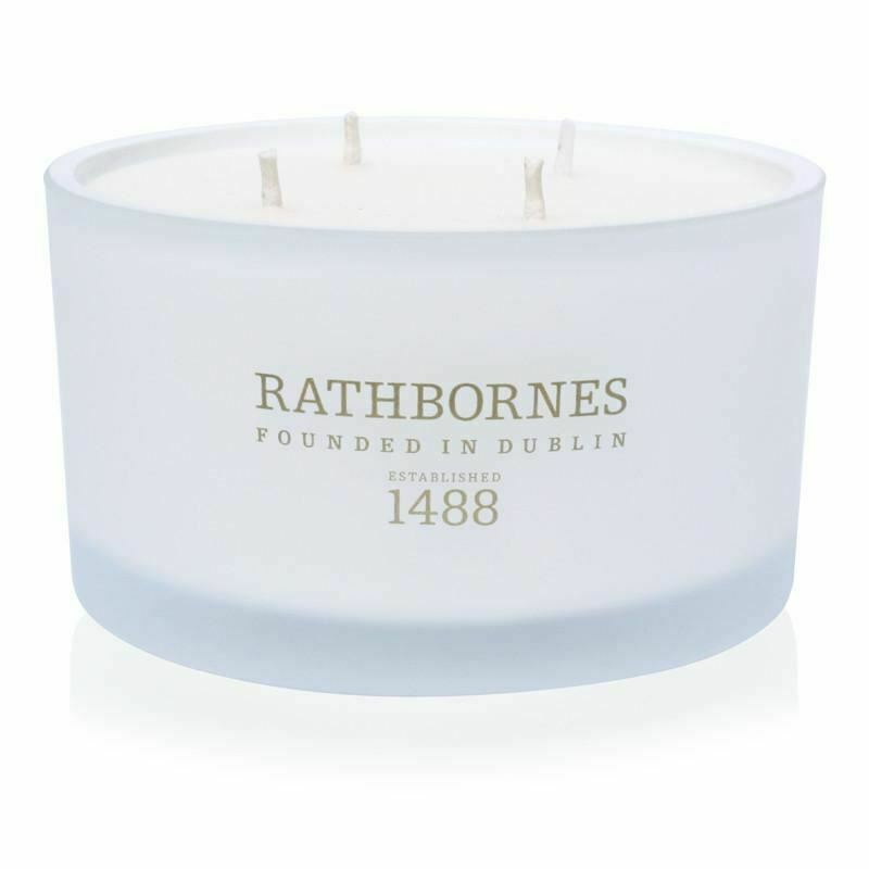 Rathbornes 1488 Wild Mint, Watercress and Thyme Scented Candle