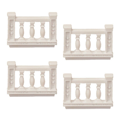 SYLVANIAN FAMILIES WINDOW PARTS 4PS OF SET GOLD C CALICO CRITTERS TOWN SERIES