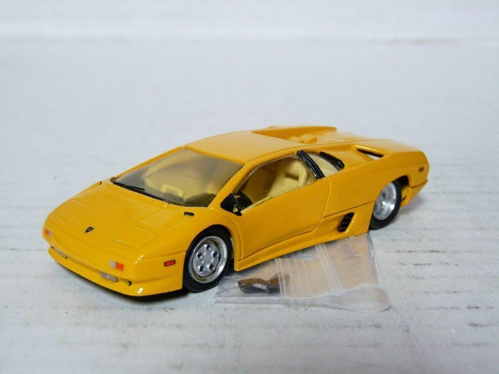 forma única SMTS CL2 1 1 1 43'90 Lamborghini Diablo hecho a mano de metal blancoo modelo de coche  salida