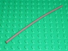 Gaine LEGO TECHNIC OldDkGray flex system hose 10L ref 75 / 8837 8479 4483 8856..