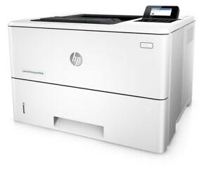 HP-Laserjet-Ent-M506DN-Mono-A4-Printer-Low-Count-Under-17K-Duplex-WARRANTY