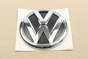 NEW Genuine VW Sharan Arrière Coffre VW badge emblème Chrome 7M3853630A ULM OEM