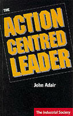 The Action Centred Leader-ExLibrary