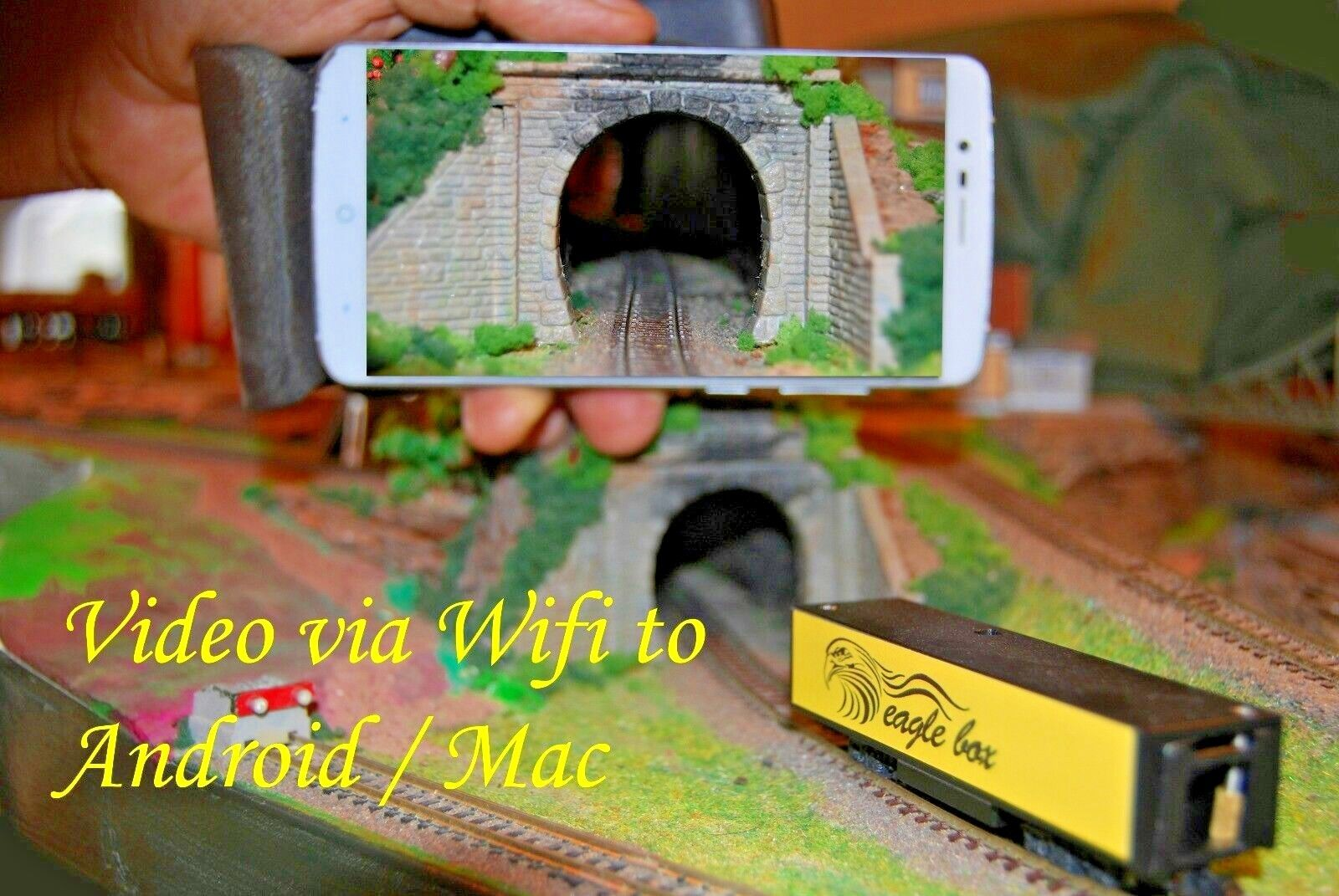 Lok Digital  Kamera Wagen N  Eagle Box Wlan Wifi Android Mac