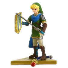 Takara Tomy Zelda Musou Hyrule Warriors Figure Set of 4 Legend of Zelda