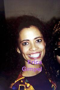 ERICA-GIMPLE-ER-AT-FAME-SCHOOL-NYC-BENEFIT-3-8-93-RARE-UNSEEN-PRESS-5-LOT-PHOTOS