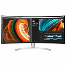 "LG 34"" 21:9 Curved UltraWide QHD Nano IPS Monitor - (34WK95C-W)"