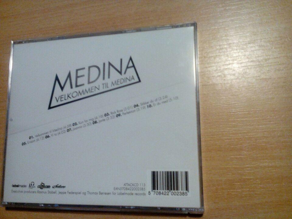 Medina: Velkommen til medina, andet