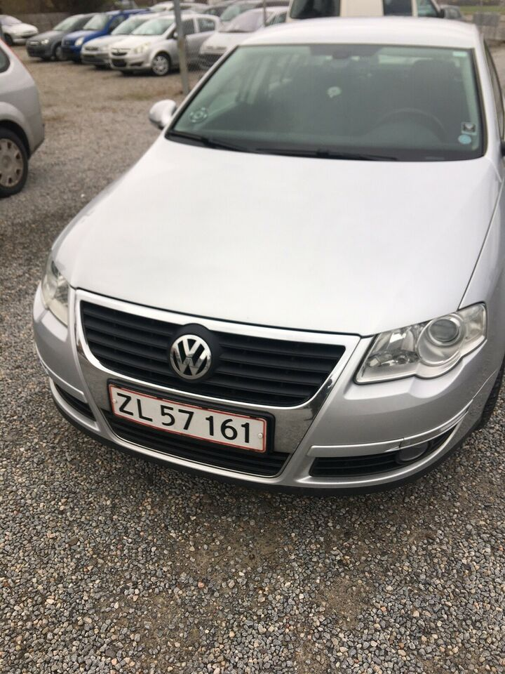 VW Passat, 2,0 TDi 140 Comfortline Variant, Diesel