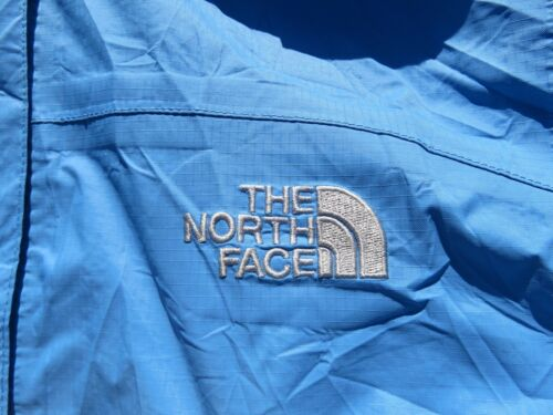 The Face X The North Blue Giacca in con antipioggia fodera Hyvent Blue donna cappuccio da Face qp7E5xEw