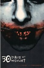 30 DAYS OF NIGHT IDW PAPERBACK