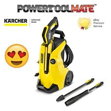 Karcher KARK4FC K4 Full Control 1800w Pressure Washer 130 Bar 240v