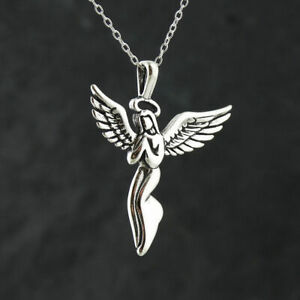 Guardian Angel Necklace 925 Sterling