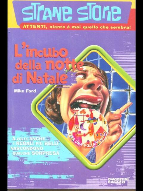 L'INCUBO DELLA NOTTE DI NATALE  MIKE FORD DEAGOSTINI 2001