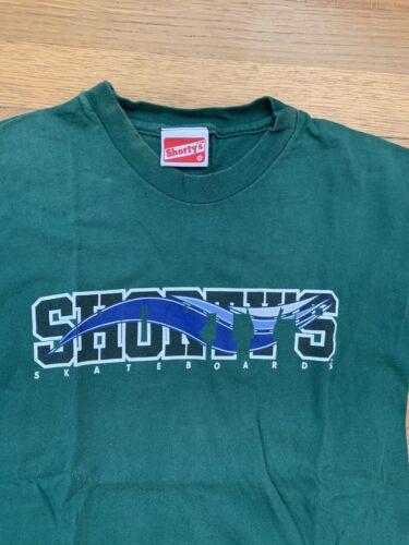 Shortys Skateboard T Shirt Muska