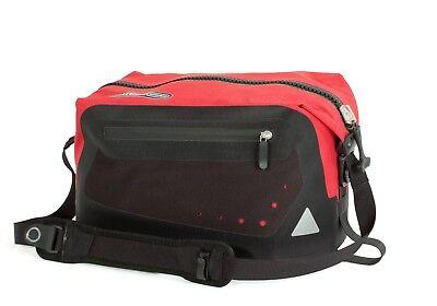 ORTLIEB Trunk Bag mit RIXEN & KAUL Adapter Rot Schwarz | eBay