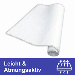 Matratzenunterlage Matratzenschoner Lattenrostauflage Filzschoner Schutz