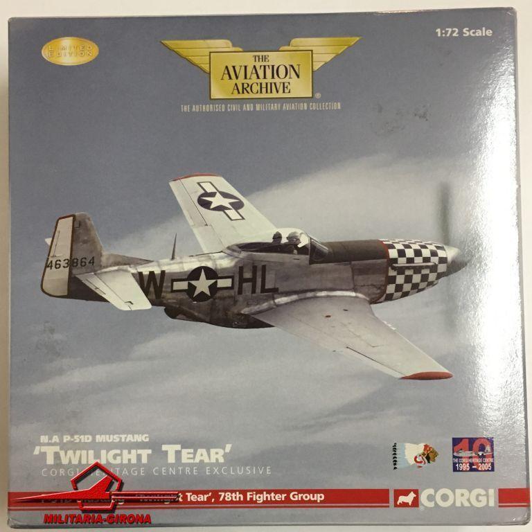 Corgi 1:72 Aviation Archive AA32220 P-51D Mustang