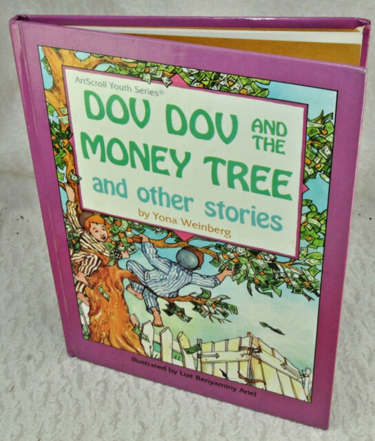 Dov Dov And the Money Tree and other Stories Yona Weinberg (1990, Hardcover)