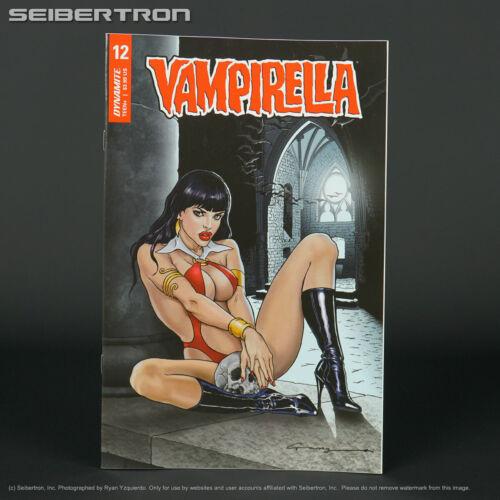 CA W VAMPIRELLA #12 Cvr B Dynamite Comics 2020 APR201199 12B Priest Canga