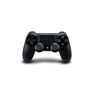 NEW Controller Playstation Dualshock 4 Black Gaming Consoles