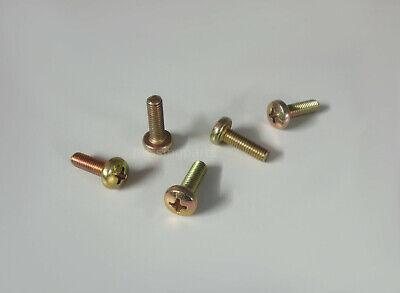 NOS Buell AN0806.3CBBL SCREW No 8-32 x 3//4 Hex Socket Button Head Black Zinc 1pc