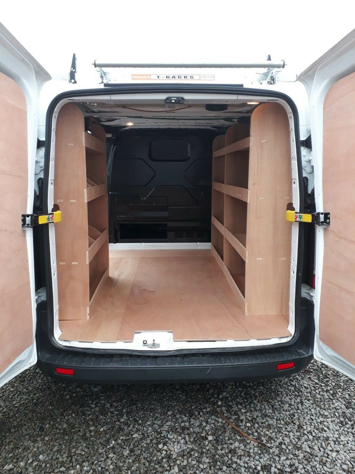 Volkswagen Caddy Plywood Racking Van Ply Storage Ideas 2010 Onwards For Sale Ebay