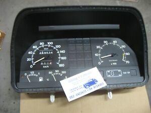 Fiat-Uno-Mk1-SCV-1990-SPEEDOMETER-INSTRUMENT-CLUSTER-SPEEDOMETER-TACHOMETER